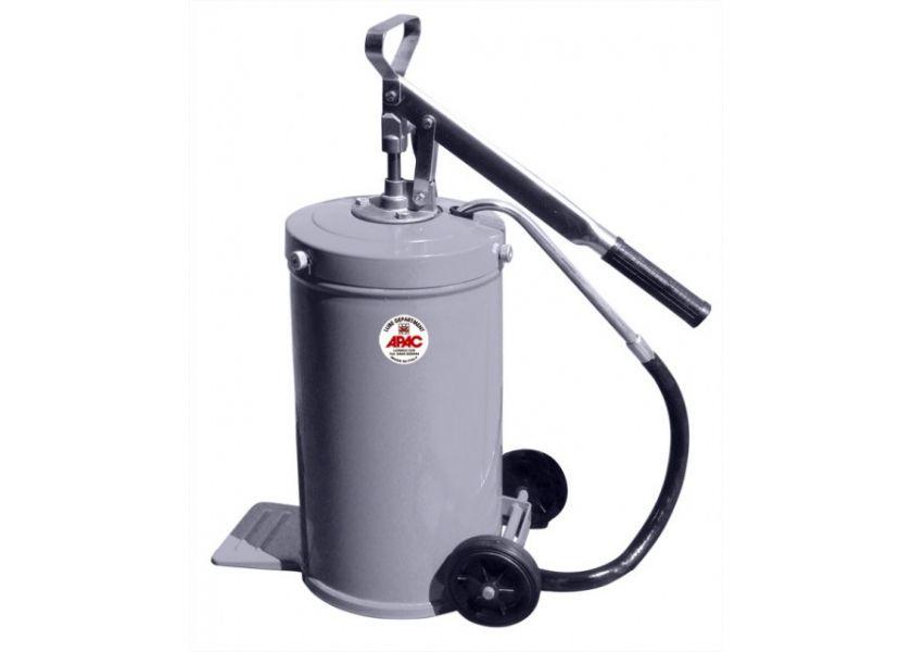 Ručna pumpa za ulje 16 L na točkovima - brentača