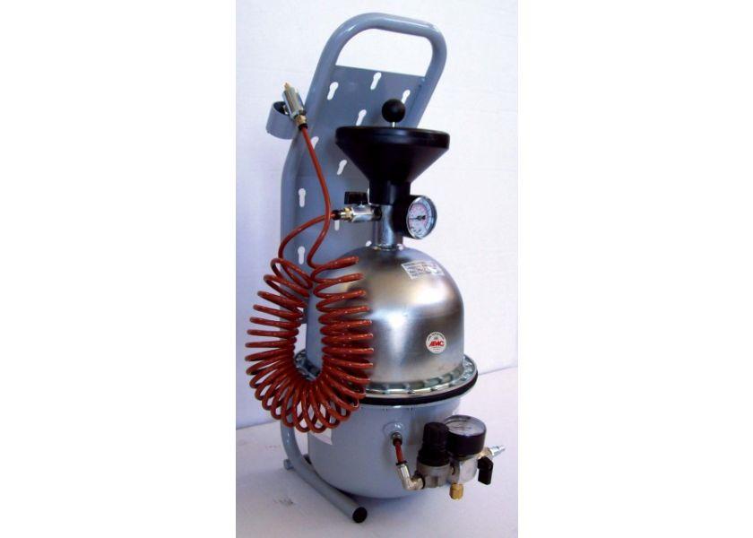 Uređaj za punjenje kočnih sistema uljem 1881