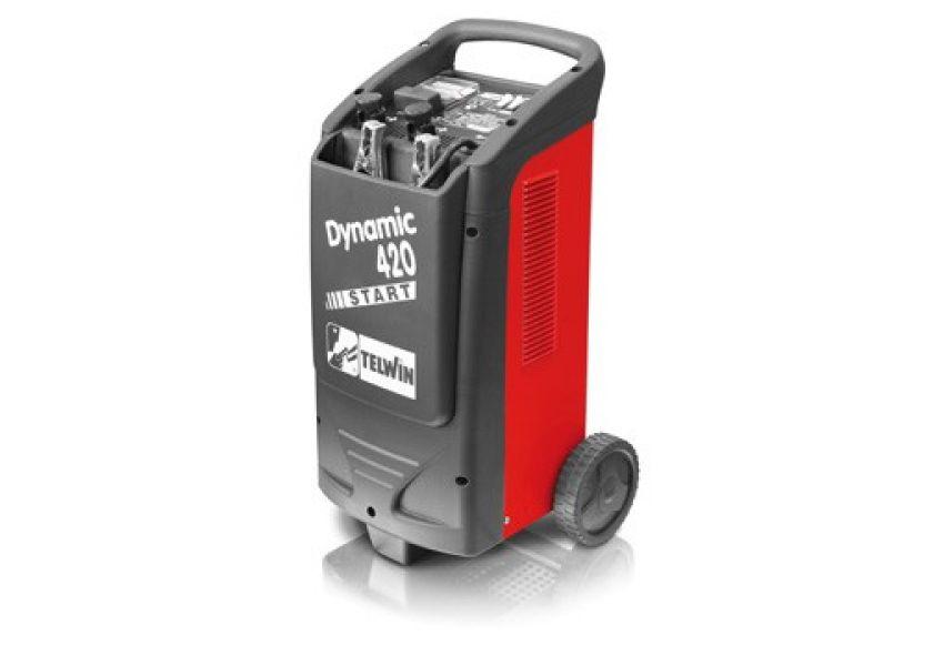 Punjač akumulatora i starter Dynamic 420
