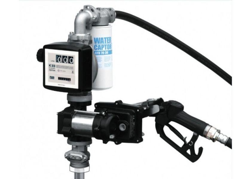 Komplet za točenje zapaljivih tečnosti PIUSI DRUM EX50