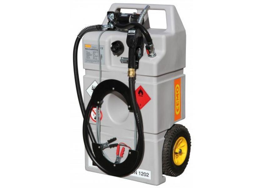 Rezervoar za prenos dizel goriva Diesel Trolley 100L