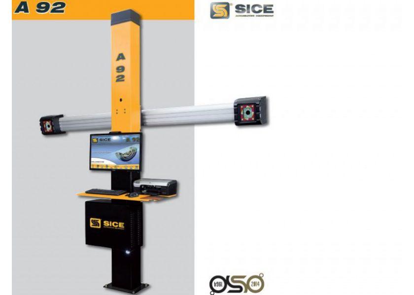 3D uređaj za centriranje trapa A 92