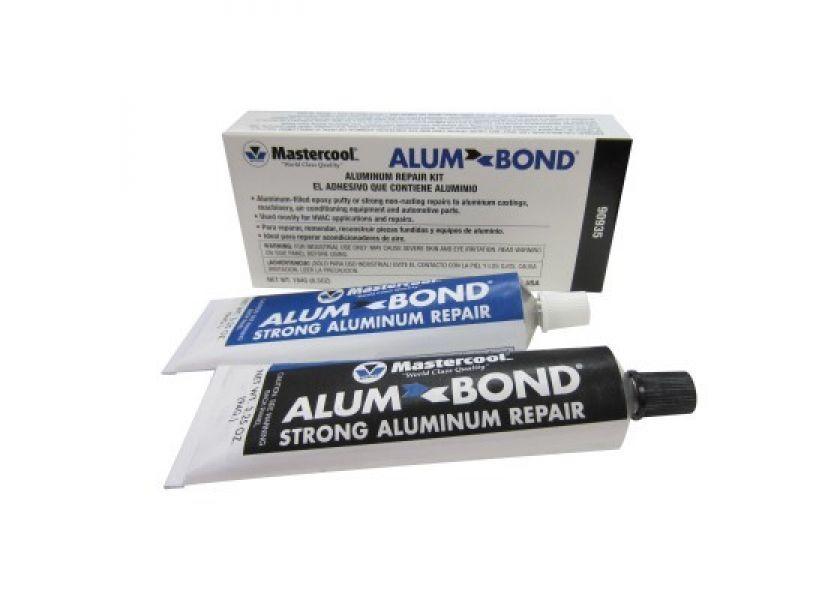 Alum bond