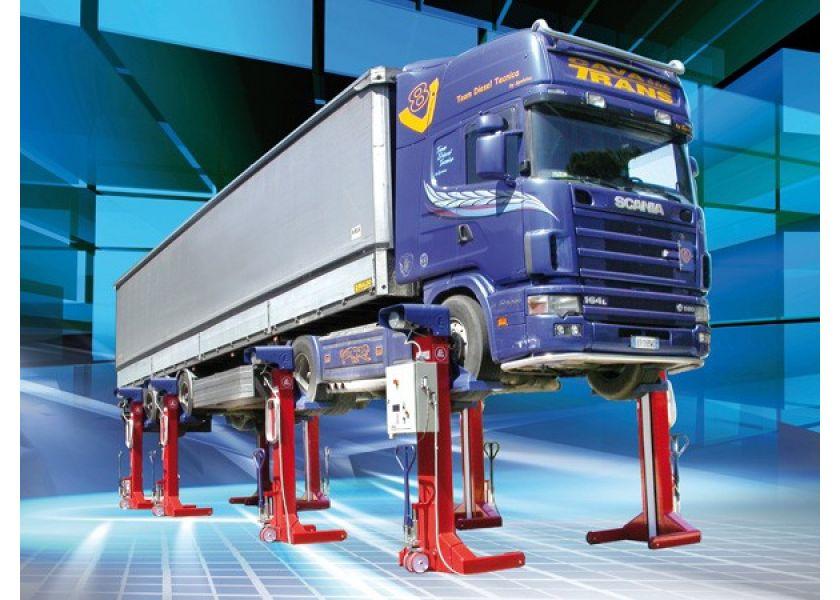 Kamionske mobilne dizalice EMANUEL MCL