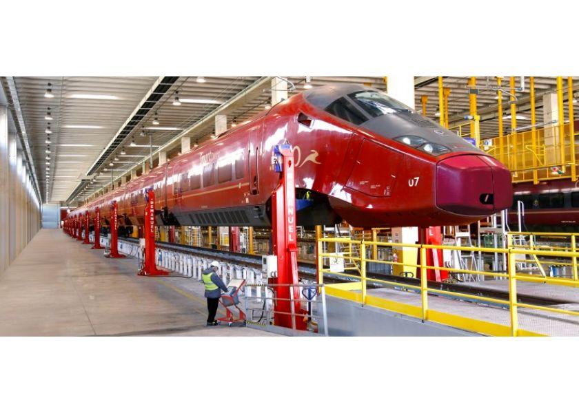 Železničke mobilne dizalice EMANUEL SCM