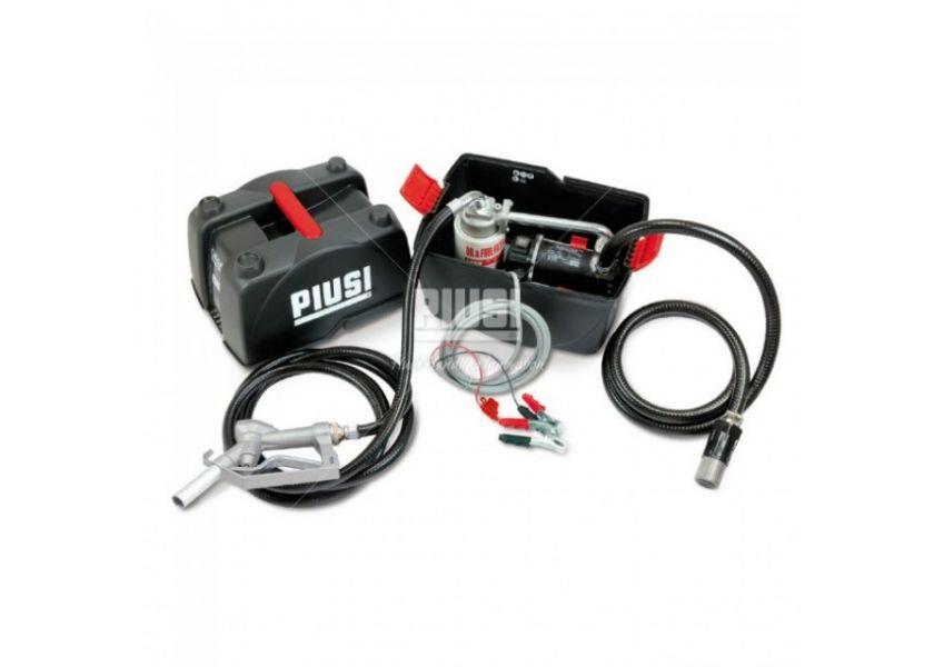 Električni komplet za pretakanje goriva Piusi Box