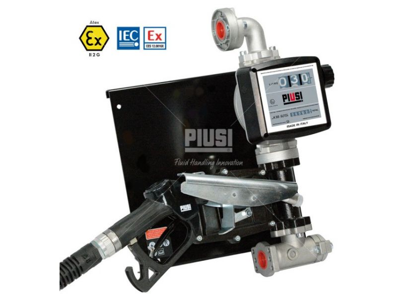 Kompletna stanica za prenos zapaljivih tečnosti PIUSI ST EX50