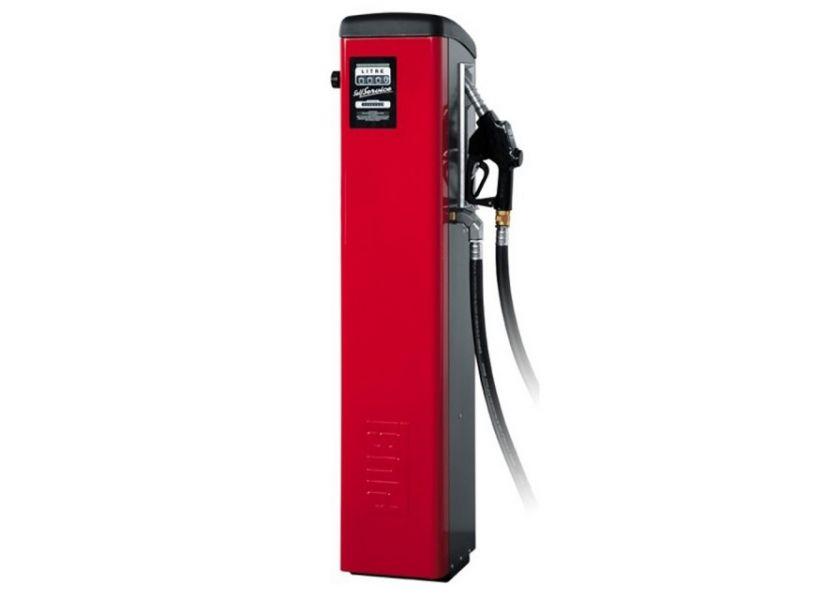 Samouslužna točilica za dizel gorivo