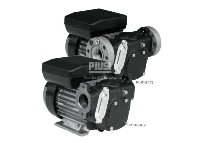 Samousisne rotacione električne dizel pumpe PANTHER 56 i PANTHER 72