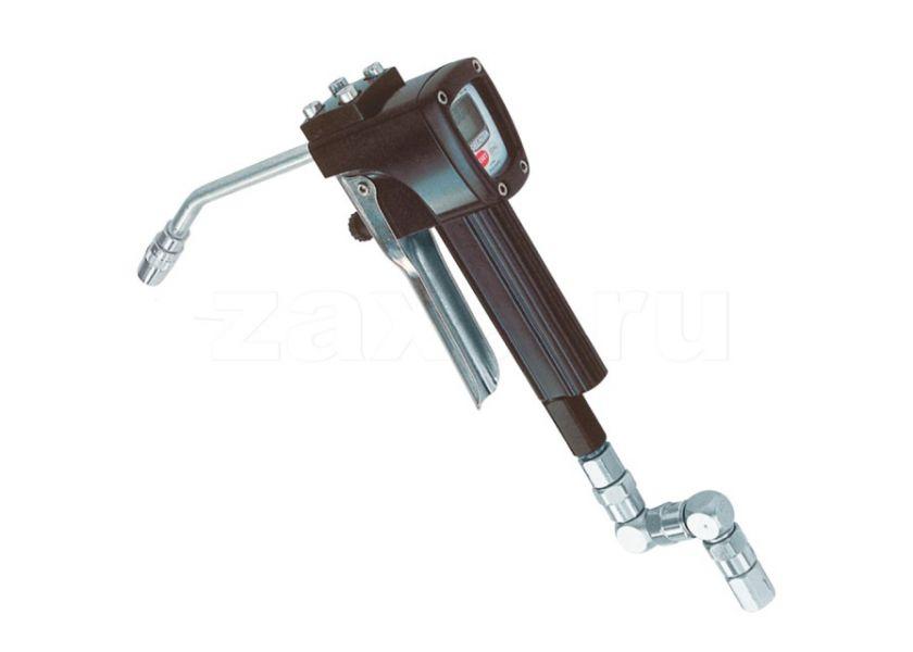 Pištolj za mast sa protokomerom GREASTER