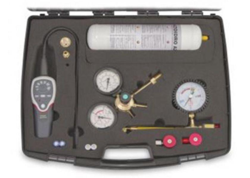 Komplet za formiranje gasa za detekciju curenja freona