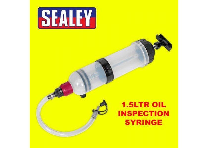 Špric pumpa za vadjenje ulja iz menjača i diferencijala