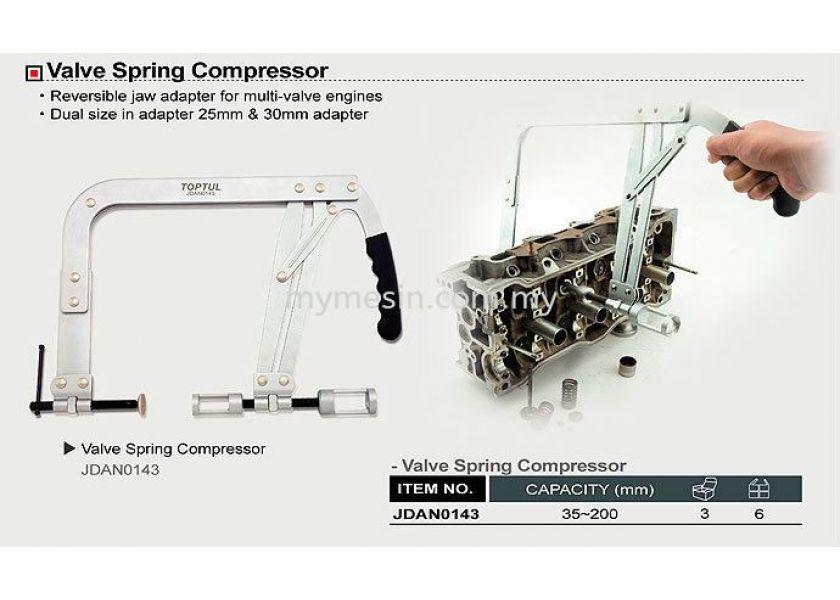 Alat za sabijanje opruga ventila