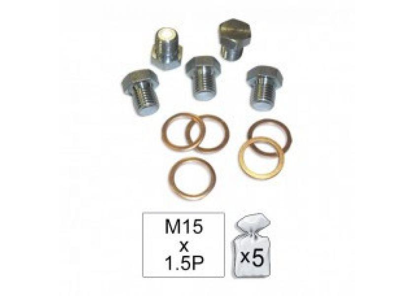 Delovi za popravku navoja kartera M15x1.5P