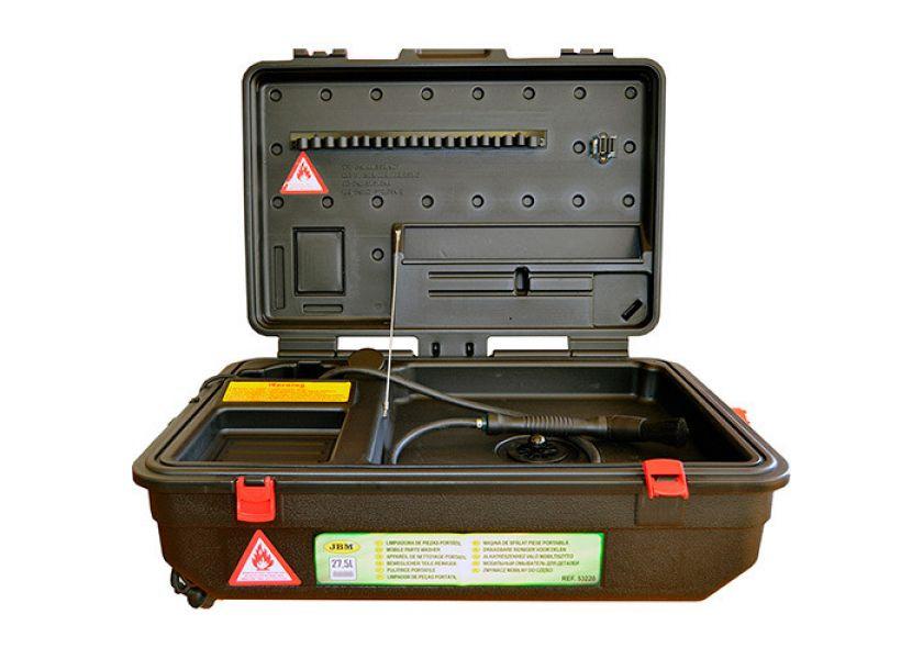 Mobilni set za pranje delova kapacitet 27,5 litara