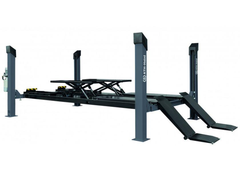 Cetvorostubna dizalica nosivosti 5000 kg sa pomocnim dizanjem