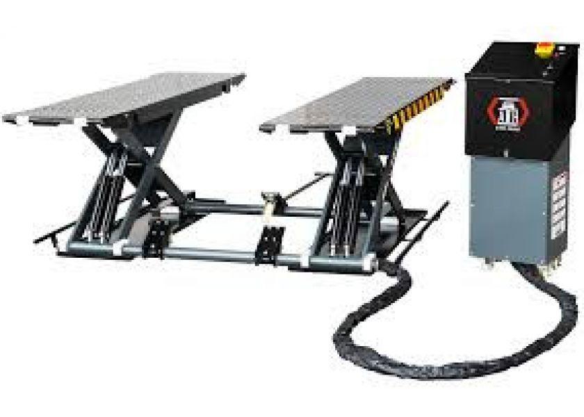Mobilna makazasta dizalica nosivosti 3000 kg
