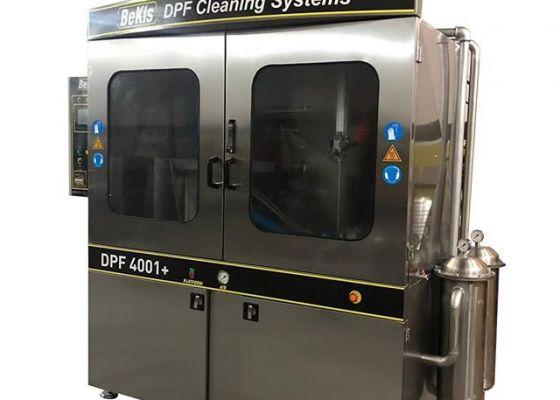 Bekis mašine za čišćenje DPF filtera