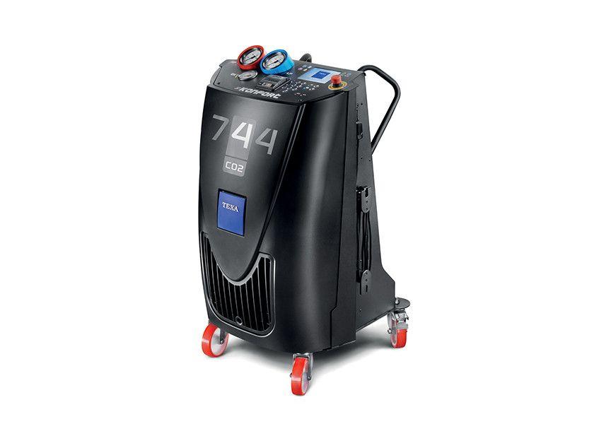 Konfort 744 - za R744 CO2 klima uređaje