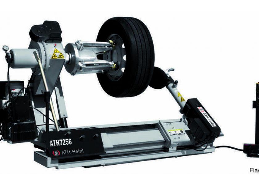 Demonterka za menjanje guma kamiona, autobusa, poljoprivredne opreme i velikih građevinskih mašina 7256