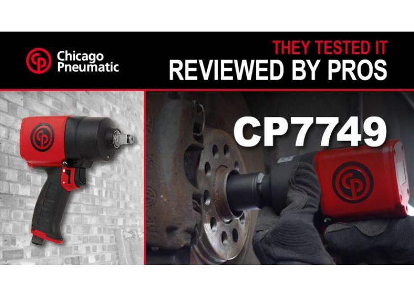 Pneumatski pistolj - odvijac 1/2 coll. CP 7749