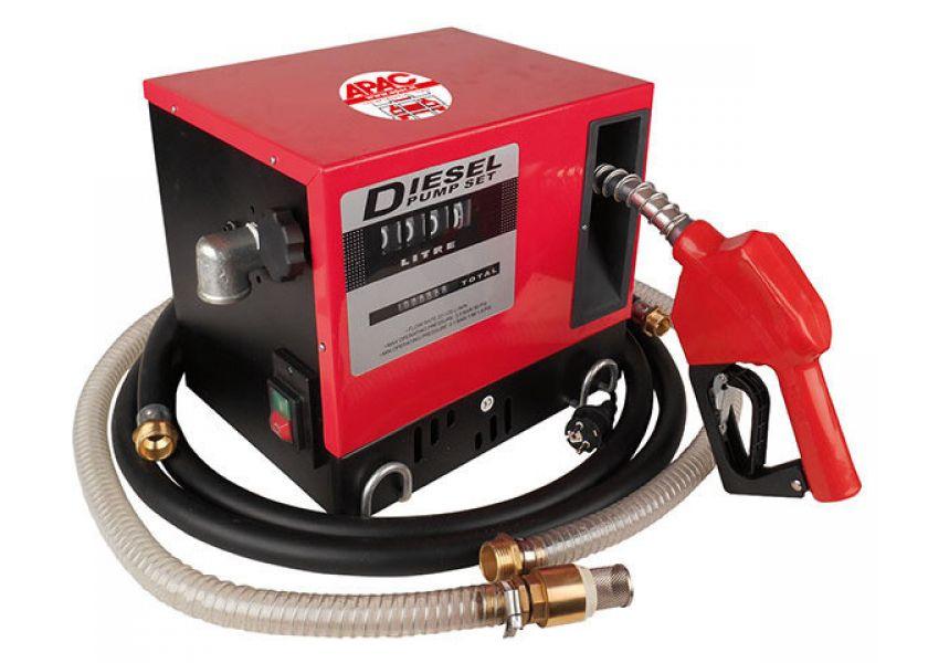 Pumpa za pretakanje dizel goriva 220V